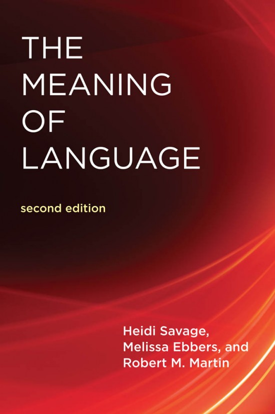 https://mitpress.mit.edu/books/meaning-language-second-edition